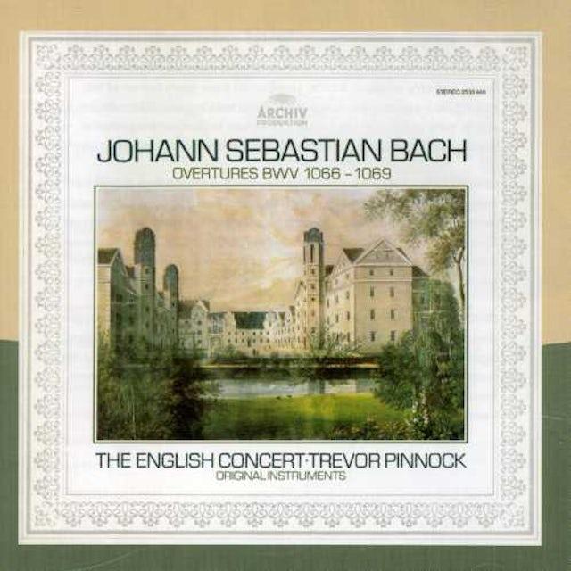 J.S. Bach ORCHESTRAL SUITES BWV 1066-1069 CD