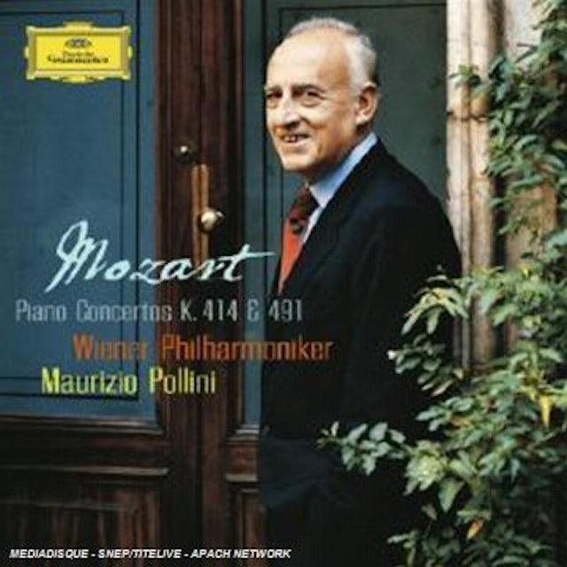 W.A. Mozart CONS PNO K.414 & K.491 CD