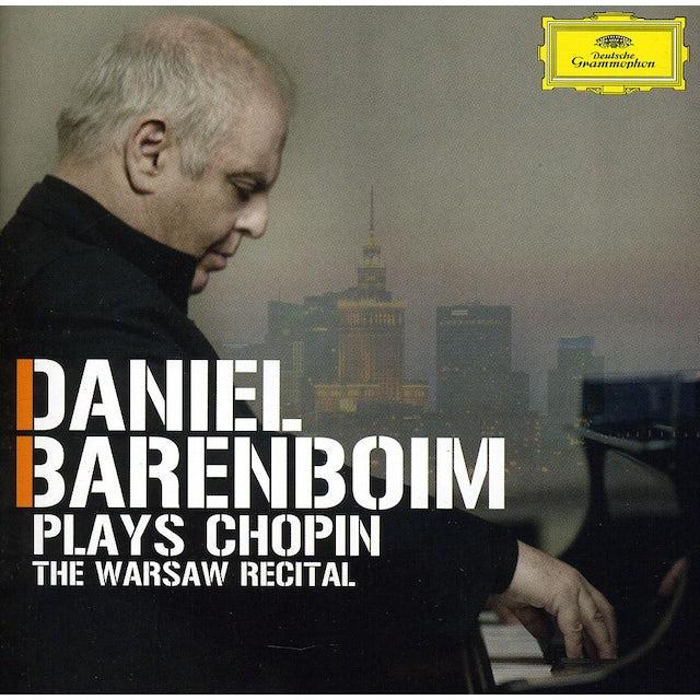 WARSAW RECITAL: DANIEL BARENBOIM PLAYS CHOPIN CD