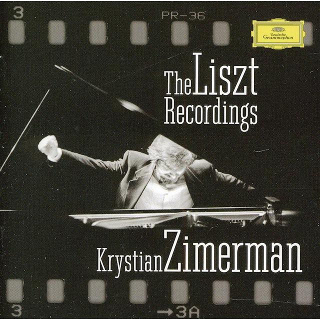 Krystian Zimerman LISZT RECORDINGS CD