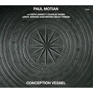 Paul Motian CONCEPTION VESSEL CD