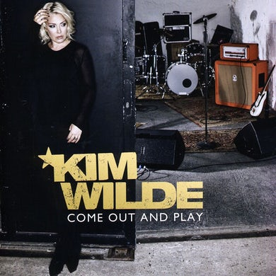 Kim Wilde COME OUT & PLAY CD