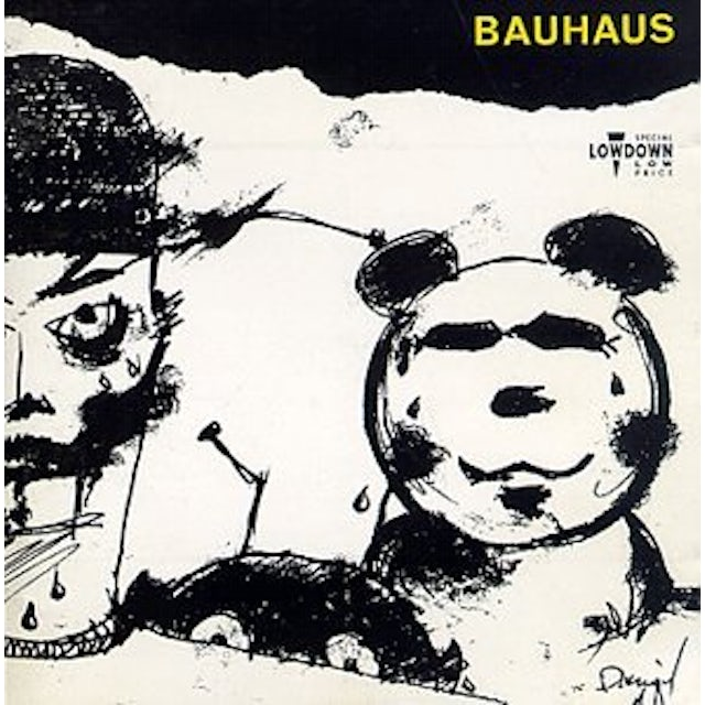 Bauhaus MASK CD