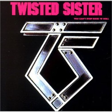 Twisted Sister YOU CAN'T STOP ROCK 'N' ROLL CD