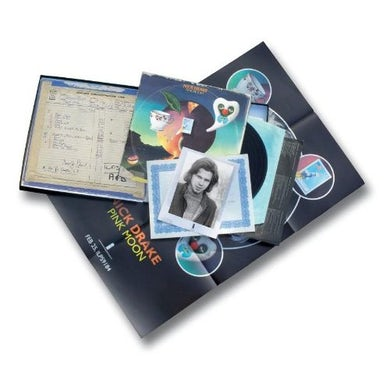 Nick Drake PINK MOON: DELUXE EDITION Vinyl Record