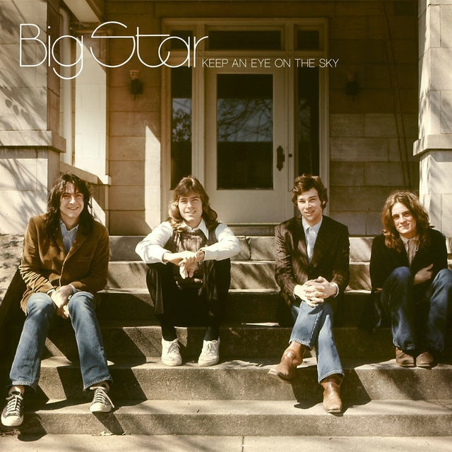 Big Star KEEP AN EYE ON THE SKY (REFORMAT) CD