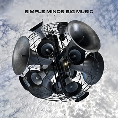 Simple Minds BIG MUSIC CD