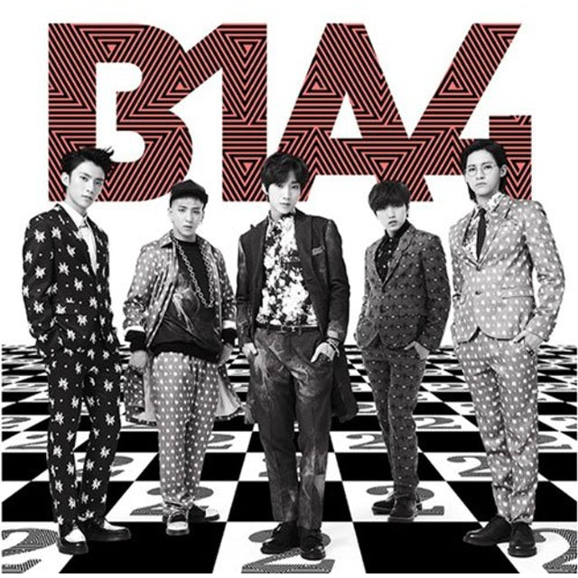 B1A4 2 (JAPANESE STUDIO ALBUM) CD
