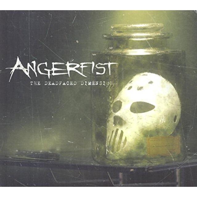 Angerfist DEADFACED DIMENSION CD