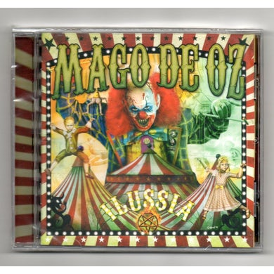 Mago De Oz ILLUSIA CD