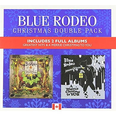 Blue Rodeo CHRISTMAS DOUBLE PACK CD