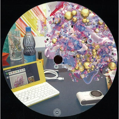 Pixelord POLYGON FANE Vinyl Record - UK Release