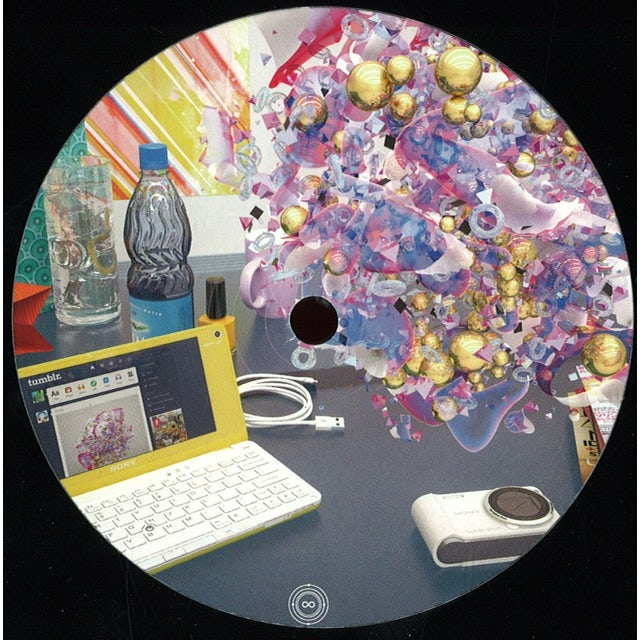 Pixelord POLYGON FANE Vinyl Record - UK Release