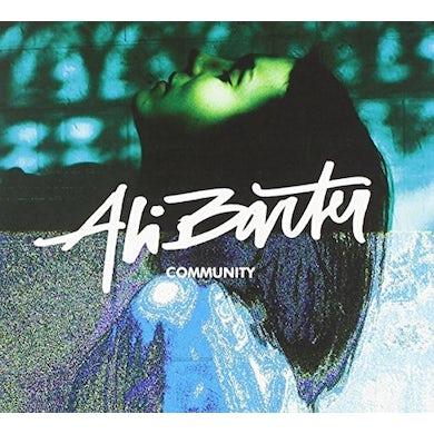 Ali Barter COMMUNITY CD