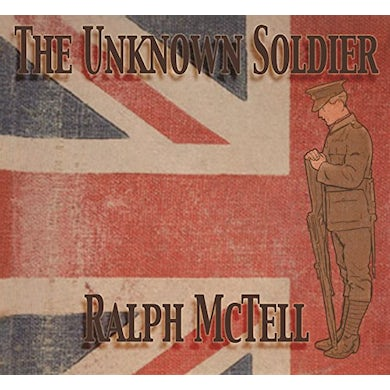 Ralph McTell UNKNOWN SOLDIER CD
