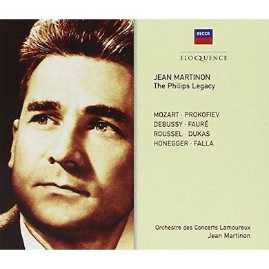 Jean Martinon PHILIPS LEGACY CD