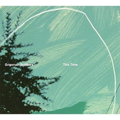 Slava Grigoryan THIS TIME CD