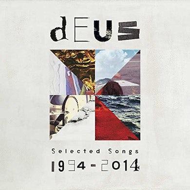 Deus SELECTED SONGS 1994-14 CD