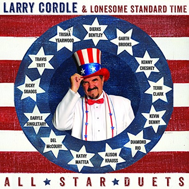 Larry Cordle & Lonesome Standard Time