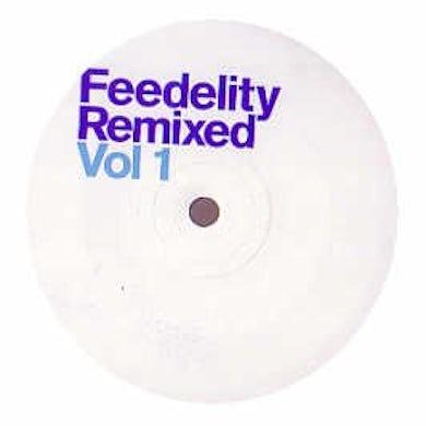 Lindstrøm FEEDELITY REMIXED 1 Vinyl Record