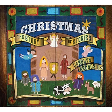 CHRISTMAS: STORY OF STORIES CD