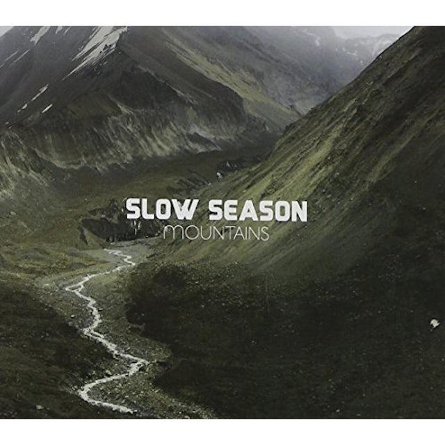 Slow Season MOUNTAINS CD