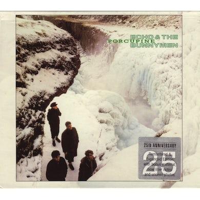 Echo & the Bunnymen PORCUPINE Vinyl Record