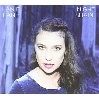 Lanie Lane NIGHT SHADE CD