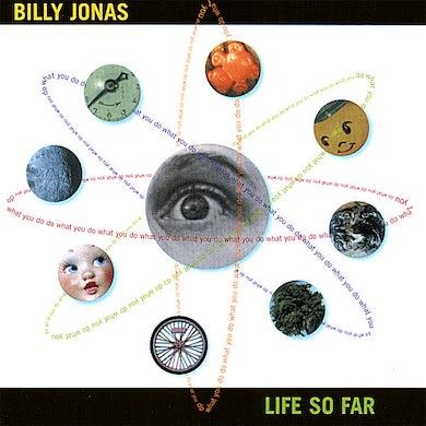 Billy Jonas LIFE SO FAR CD
