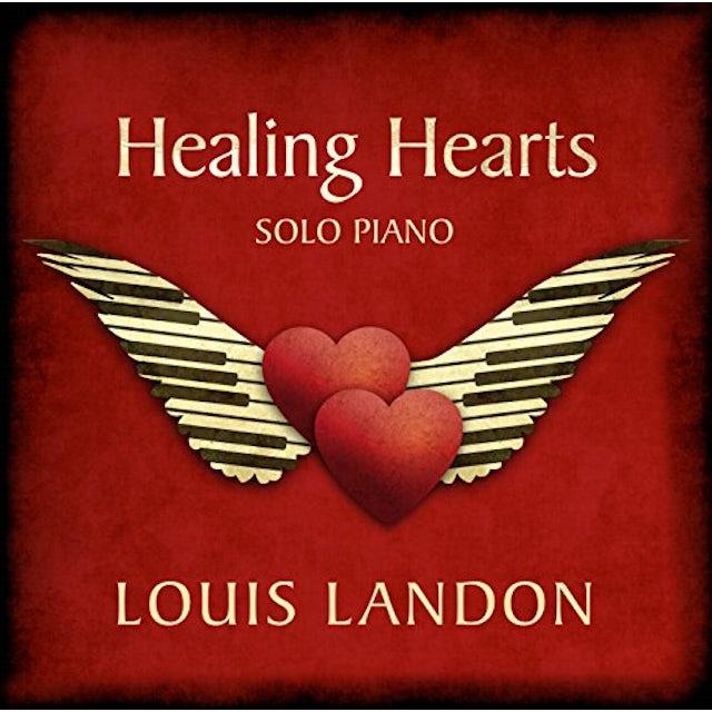 Louis Landon HEALING HEARTS - SOLO PIANO CD