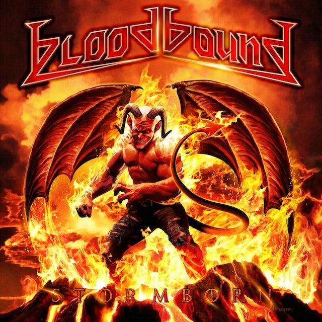 Bloodbound STORMBORN CD