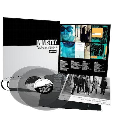 Ministry TWELVE INCH SINGLES Vinyl Record