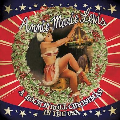 Annie Marie Lewis ROCK N' ROLL CHRISTMAS CD