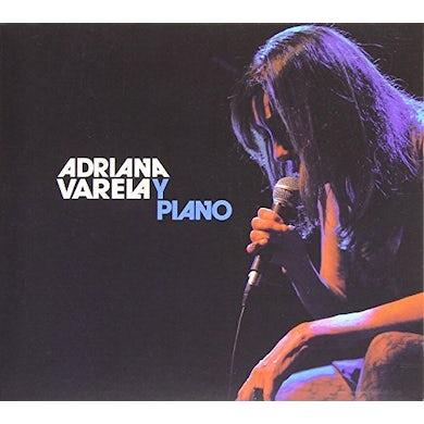 ADRIANA VARELA Y PIANO CD