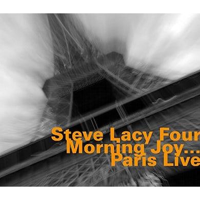 Steve Lacy MORNING JOY-PARIS LIVE CD