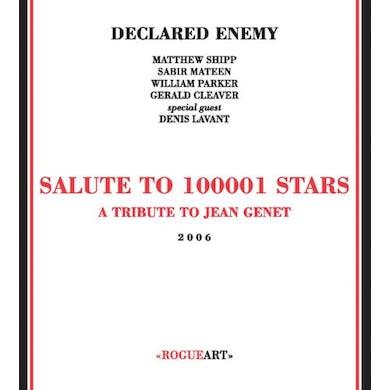 Matthew Shipp DECLARED ENEMY: SALUTE TO 100001 STARS CD