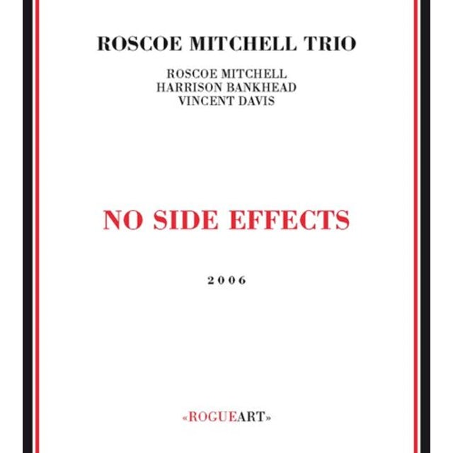 Roscoe Mitchell NO SIDE EFFECTS CD