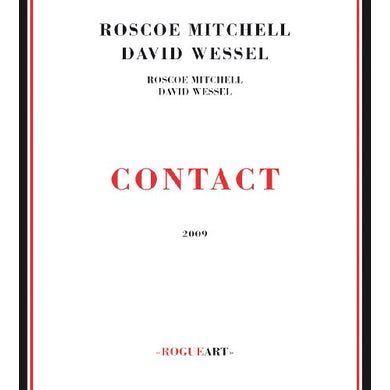 Roscoe Mitchell CONTACT CD