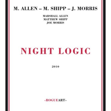 Matthew Shipp NIGHT LOGIC CD