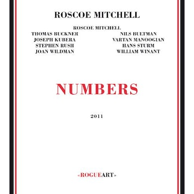 Roscoe Mitchell NUMBERS CD