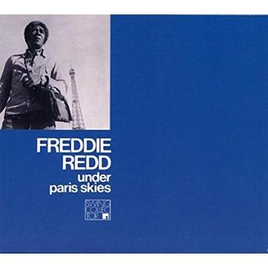 Freddie Redd UNDER PARIS SKIES-DIGIPAK EDITION CD