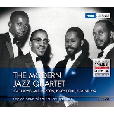 The Modern Jazz Quartet NOV 6TH 1957 CD