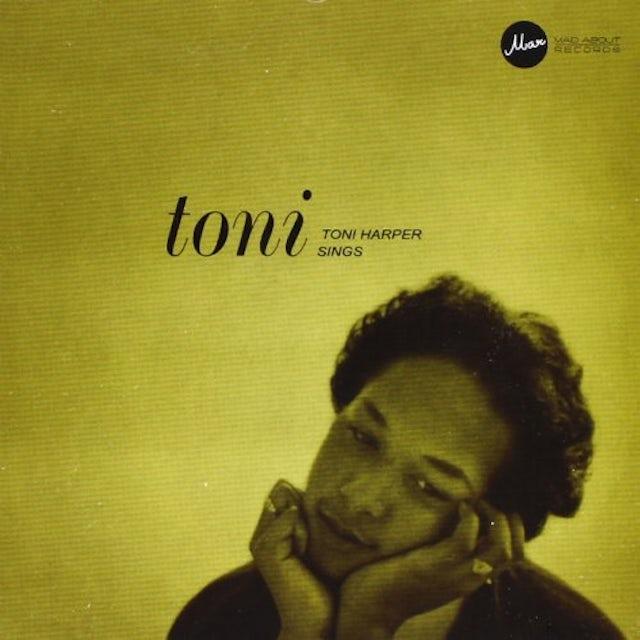 Toni Harper SINGS CD