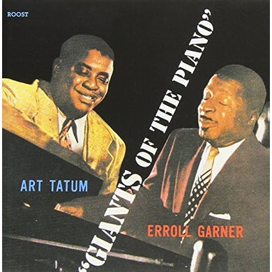 Art Tatum GIANTS OF THE PIANO CD