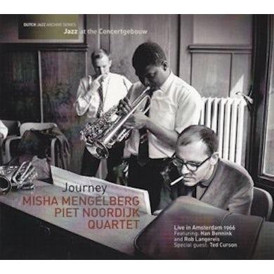 Misha Mengelberg JOURNEY-JAZZ AT THE CONCERTGEBOUW CD