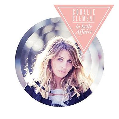 Coralie Clement LA BELLE AFFAIRE CD