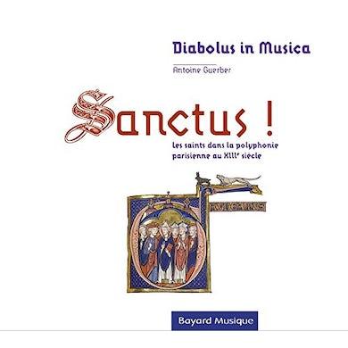 Sanctus LES SAINTS DANS LA POLYPHONIE PARIS CD