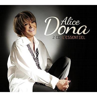 Alice Dona L'ESSENTIEL CD