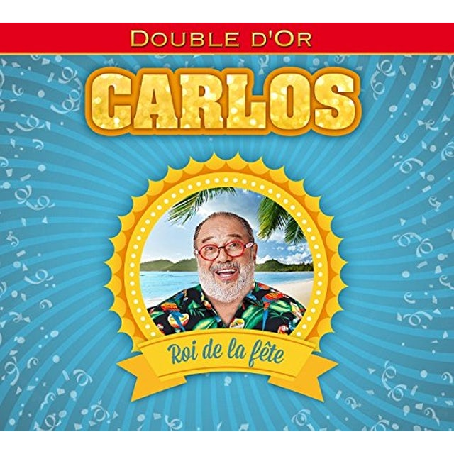 Carlos DOUBLE D'OR CD