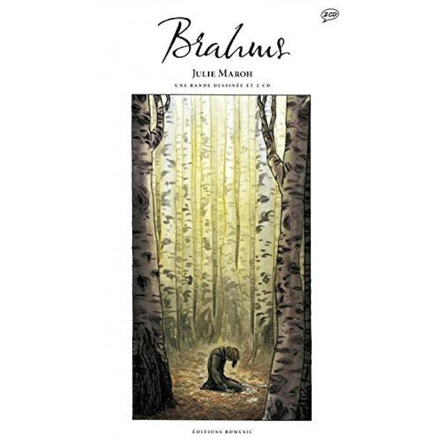 Johannes Brahms CONCERTO POUR PIANO. KLAVIERSTUCKE. CD